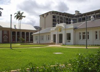 Cairns Court House Revitalisation